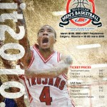 2010 CCAA Men's Basketball National Championship Point of Sale Poster