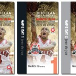 2010 CCAA Men's Basketball National Championship Event Tickets