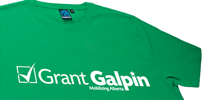 Grant Galpin: Wildrose Alliance Campaign