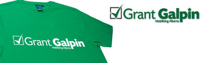 Grant Galpin: Wildrose Alliance Campaign