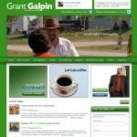 Vote Grant Galpin website