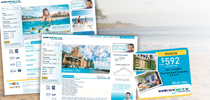 WestJet Vacations: Website, Advertising, SEO
